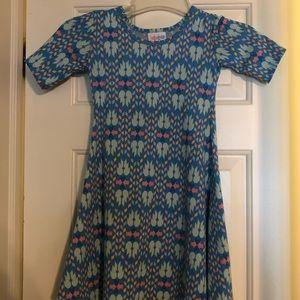 LuLaRoe Kids Adeline Dress